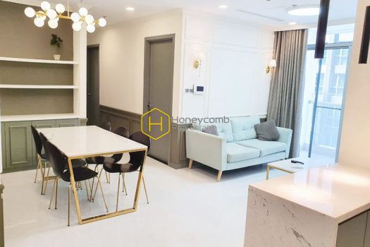 VH1538 3 result Vinhomes Central Park apartment impresses people with the beauty of European architecture
