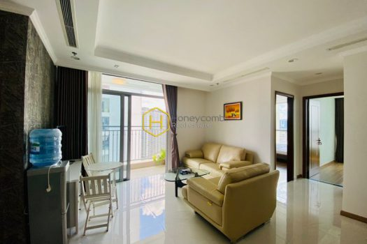 VH1541 9 result Contemporary apartment and airy Saigon view for rent in Vinhomes Central Park