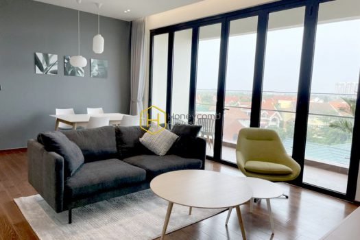 DE83 6 result A sophisticated apartment inspired by Scandinavian style in D'Edge