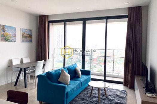 NS110 4 result Feel the sweetness in the design of The Nassim apartment for rent