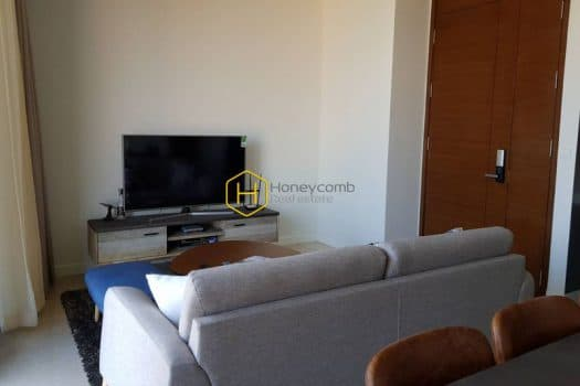 NS15 7 result Wonderful 3 beds apartment with river view in The Nassim Thao Dien
