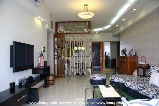 SP109 5 result A flawless beauty with this apartment for rent in Saigon Pearl