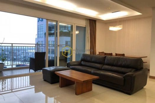X241 7 result Enjoy a tranquil life in this rustic furnished apartment at Xi Riverview Palace