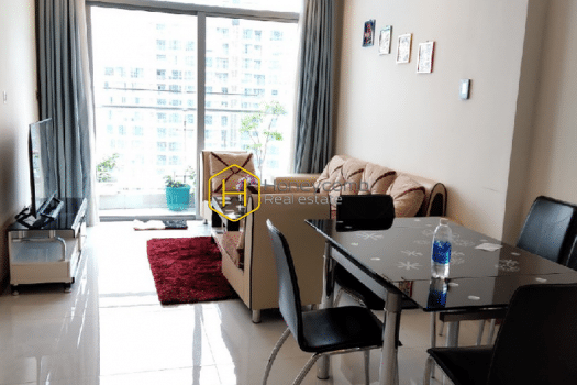 1 result 67 Let's take a trip this new and fully fitted apartment for rent in Vinhomes Central Park