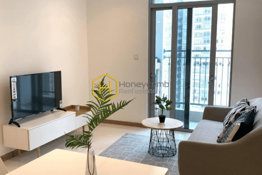 2 result 24 A super cool design in Vinhomes Central Park apartment express your style