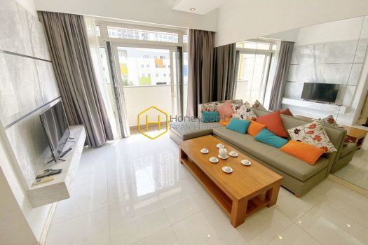 SP111 2 result Save your best moments at this Saigon Pearl apartment