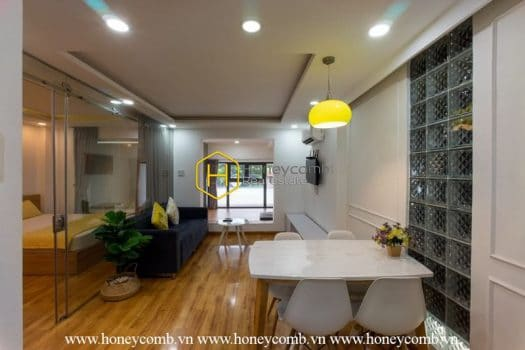 2S96 4 result This glaming serviced apartment in District 2 will steal your heart