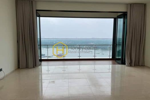 DE96 3 result Unfurnished D'Edge apartment with pure white layout will make you impressed