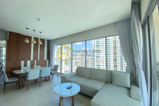 DI278 5 result Open your view with this spacious Diamond Island apartment