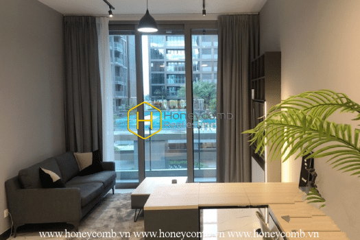 EC114 8 result Addticted to the elegant and sophisticated design of this Empire City apartment