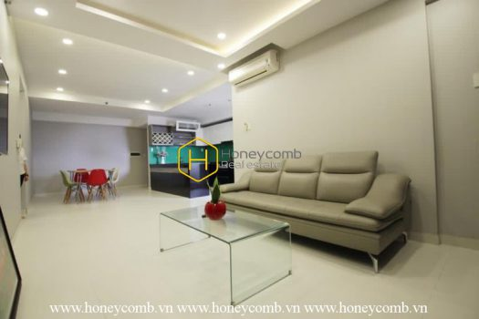 TG321 4 result A spacious apartment with an airy view in Tropic Garden is for rent