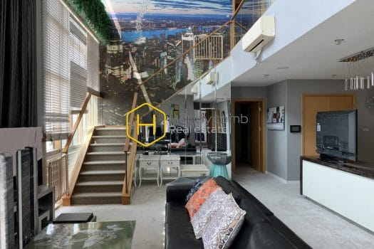 VT323 1 result Dreamy penthouse with panonamic city view and classical interiors for rent in The Vista