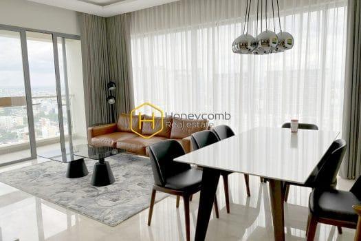 DI289 7 result Simple but unique - the Diamond Island apartment for rent
