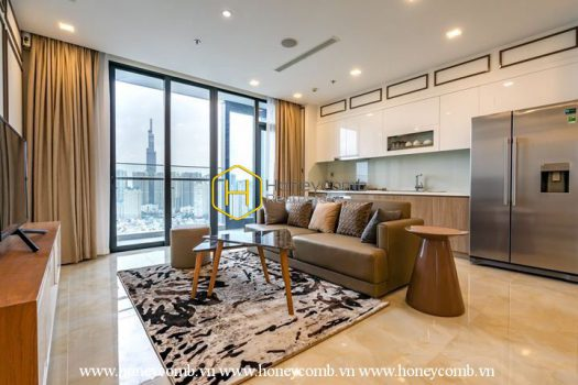 VGR737 2 result Vinhomes Golden River apartment makes you happy whenever you come back home