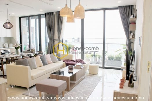 VGR739 6 result A lot of unexpected emotions at the exquisite beauty of the Vinhomes Golden River apartment