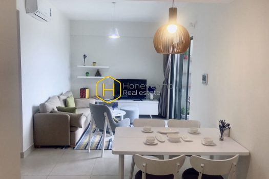 0 result 1 Charming apartment with 2 beds apartment in Masteri Thao Dien