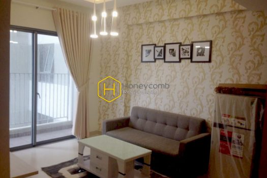 1 result 2 bedrooms apartment in Masteri Thao Dien for rent, nice decoration