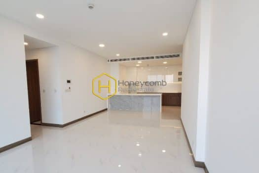 3 result 10 Lovely white unfurnished apartment in Sunwah Pearl