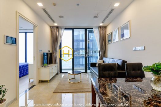 4 result 2 You will feel more comfortable when getting into this modern Vinhomes Golden River apartment