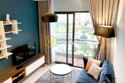NC125 4 result 1 This New City apartment paints a luxurious space