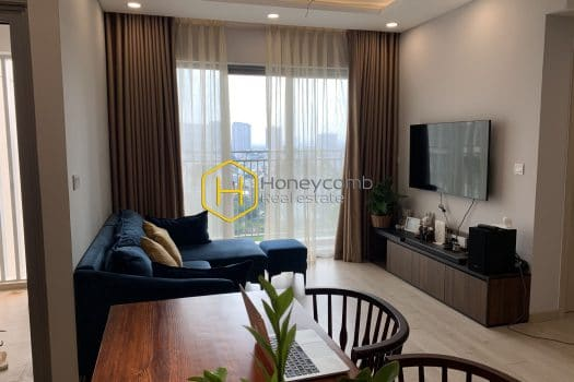 PH101 16 result Simple yet luxurious atmosphere created in this Palm Heights apartment