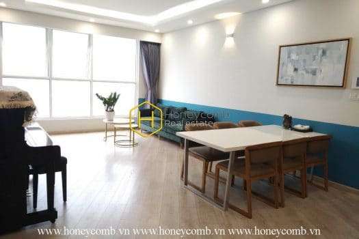 TDP178 6 result Fall in love with the elegance and minimalism speading over this Thao Dien Pearl apartment