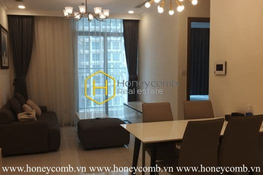 VH1846 2 result Exquisite apartment with minimalist style in Vinhomes Central Park