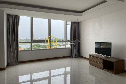 X245 4 result Contemporary apartment and airy riverside view for rent in Xi Riverview Palace